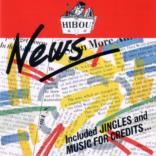 95 Music News with Jingles and Loops For Radio , TV and Magazines